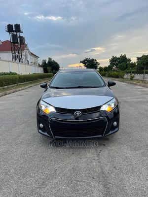 Toyota Corolla 2016 Black   Cars for sale in Abuja (FCT) State, Wuse