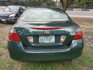Honda Accord 2007 2.4 Green | Cars for sale in Rivers State, Port-Harcourt