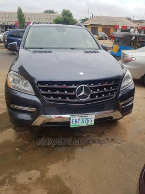 Mercedes-Benz M Class 2012 Blue | Cars for sale in Lagos State, Ipaja