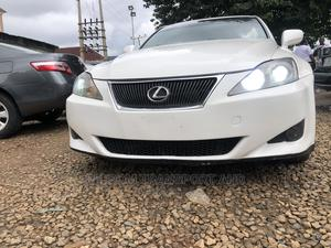 Lexus IS 2007 White | Cars for sale in Abuja (FCT) State, Gwarinpa