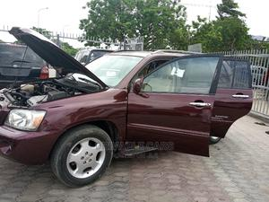 Toyota Highlander 2007 Limited V6 Red | Cars for sale in Lagos State, Amuwo-Odofin