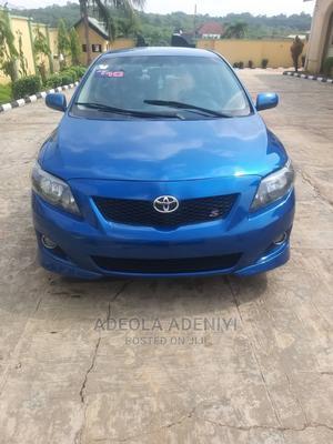 Toyota Corolla 2010 Blue | Cars for sale in Oyo State, Ibadan