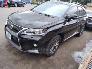 Lexus RX 2012 Black   Cars for sale in Lagos State, Ikeja