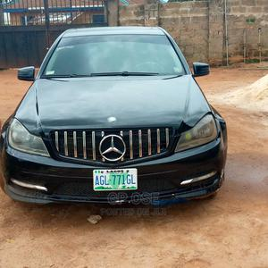 Mercedes-Benz C350 2008 Black | Cars for sale in Edo State, Auchi