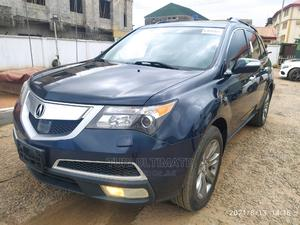 Acura MDX 2010 Blue | Cars for sale in Lagos State, Alimosho