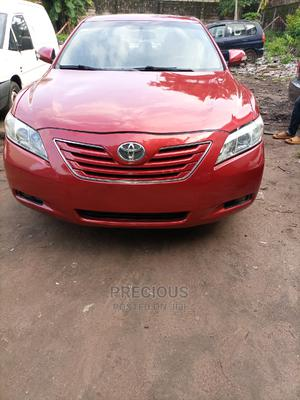 Toyota Camry 2007 Red | Cars for sale in Delta State, Ika South