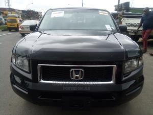Honda Ridgeline 2008 RT Black | Cars for sale in Lagos State, Surulere