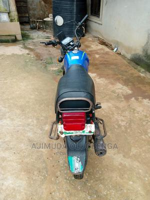 Honda CG110 2019 Blue | Motorcycles & Scooters for sale in Lagos State, Abule Egba