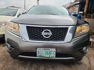 Nissan Pathfinder 2015 Gray | Cars for sale in Lagos State, Ikeja