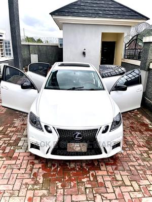 Lexus GS 2010 White   Cars for sale in Abuja (FCT) State, Central Business District