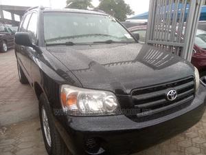 Toyota Highlander 2005 V6 Black   Cars for sale in Lagos State, Amuwo-Odofin