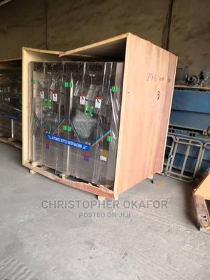 12-12-5 Mono Block Machine | Manufacturing Equipment for sale in Edo State, Ekpoma