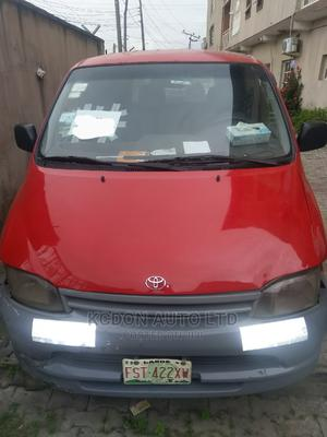 Toyota Hiace Red | Buses & Microbuses for sale in Lagos State, Lekki