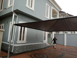 Furnished 4bdrm Duplex in Valley View Estate, Ebute for Sale | Houses & Apartments For Sale for sale in Ikorodu, Ebute