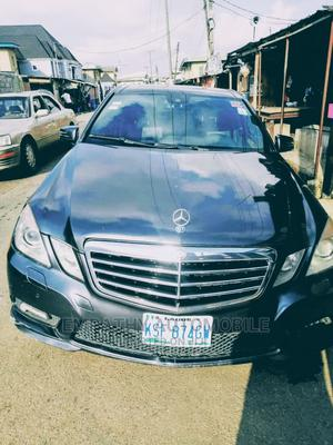 Mercedes-Benz E350 2010 Gray | Cars for sale in Lagos State, Alimosho