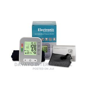Intellective Computer Rechargeable Arm Bloodpressure Monitor | Tools & Accessories for sale in Lagos State, Agege