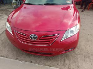 Toyota Camry 2008 Red | Cars for sale in Rivers State, Port-Harcourt