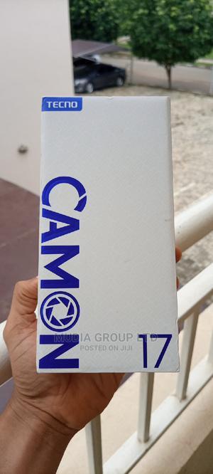 New Tecno Camon 17 128 GB Blue | Mobile Phones for sale in Abuja (FCT) State, Jabi