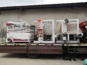 4 Colour Nylon Printing Machine Flexo | Manufacturing Equipment for sale in Nasarawa State, Lafia