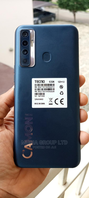 New Tecno Camon 17 128 GB Blue   Mobile Phones for sale in Jabi, Abuja (FCT) State, Nigeria