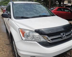 Honda CR-V 2010 White | Cars for sale in Lagos State, Apapa