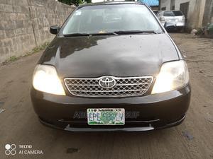 Toyota Corolla 2004 Sedan Automatic Black | Cars for sale in Lagos State, Surulere