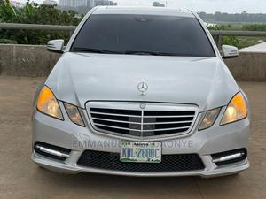 Mercedes-Benz E350 2010 Silver | Cars for sale in Abuja (FCT) State, Kado