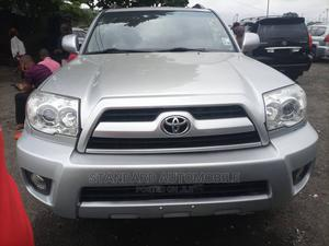 Toyota 4-Runner 2008 Limited Silver   Cars for sale in Lagos State, Apapa