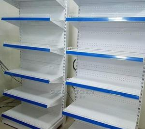 Single Sided Supermarket Shelf Shelf | Store Equipment for sale in Lagos State, Alimosho
