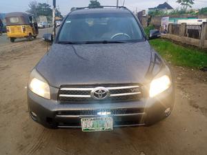 Toyota RAV4 2007 Sport V6 4x4 Gray | Cars for sale in Lagos State, Isolo