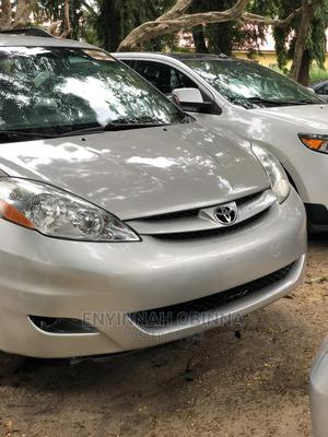 Toyota Sienna 2008 LE Silver | Cars for sale in Lagos State, Lekki