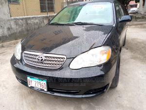 Toyota Corolla 2005 Black | Cars for sale in Lagos State, Surulere