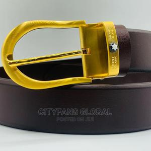 High Quality Leather Designers Belts | Clothing Accessories for sale in Abuja (FCT) State, Mararaba