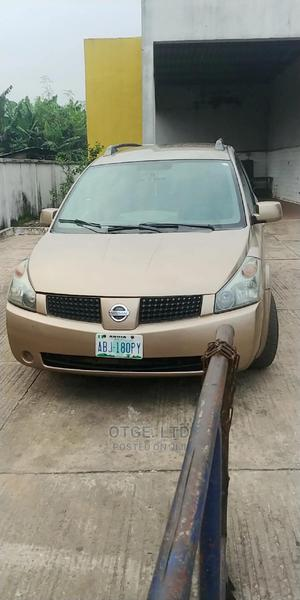 Nissan Quest 2005 3.5 SL Gold   Cars for sale in Edo State, Benin City