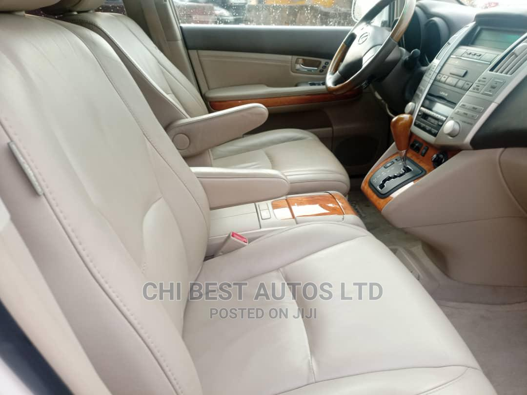 Lexus RX 2006 White | Cars for sale in Ojodu, Lagos State, Nigeria