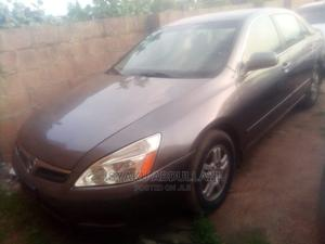 Honda Accord 2007 2.4 Exec Automatic Gray | Cars for sale in Kano State, Kano Municipal
