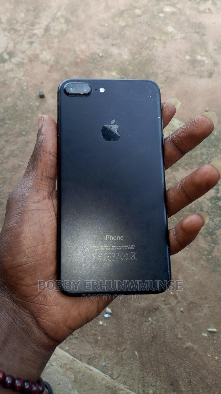 Apple iPhone 7 Plus 128 GB Black | Mobile Phones for sale in Benin City, Edo State, Nigeria