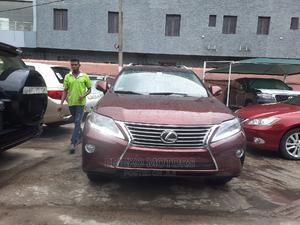 Lexus RX 2013 350 AWD Red   Cars for sale in Lagos State, Amuwo-Odofin
