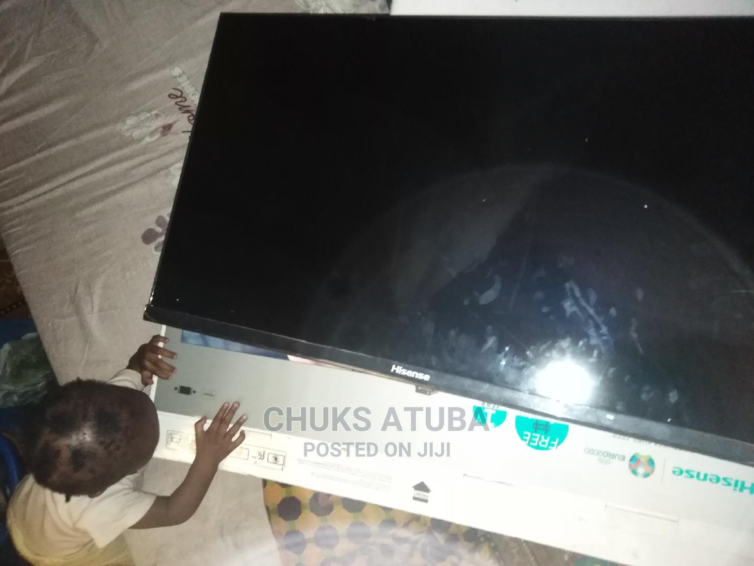 A 32 Inches Screen Smart TV   TV & DVD Equipment for sale in Port-Harcourt, Rivers State, Nigeria