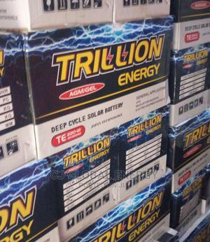 220ah Trillion Energy Solar Battery | Solar Energy for sale in Edo State, Benin City