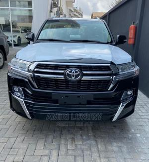 New Toyota Land Cruiser 2021 5.7 V8 VX-S Black | Cars for sale in Lagos State, Victoria Island
