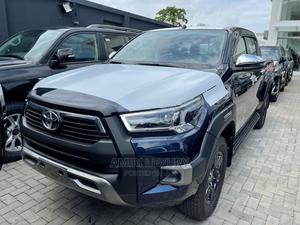 New Toyota Hilux 2021 Blue | Cars for sale in Lagos State, Victoria Island