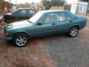 Mercedes-Benz 190E 1996 Green | Cars for sale in Imo State, Orlu
