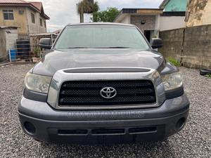 Toyota Tundra 2007 SR5 Double Cab Gray   Cars for sale in Lagos State, Ajah