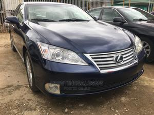 Lexus ES 2011 350 Blue | Cars for sale in Lagos State, Isolo
