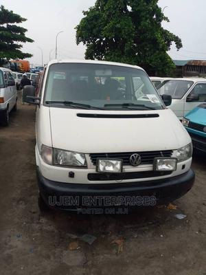 Volkswagen White T4 Bus | Buses & Microbuses for sale in Lagos State, Surulere