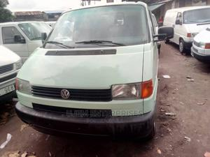 White T4 Volkswagen Bus | Buses & Microbuses for sale in Lagos State, Apapa