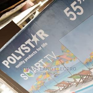 Polystar 55 Inches Android Smart Television | TV & DVD Equipment for sale in Lagos State, Gbagada