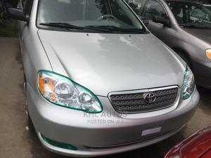 Toyota Corolla 2004 Sedan Automatic Silver | Cars for sale in Lagos State, Apapa