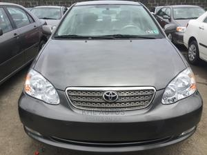 Toyota Corolla 2007 S Gray | Cars for sale in Lagos State, Apapa